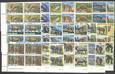 Cook Islands 1992 Animals/Birds/Insects/Marine/Nature/Wildlife 23v blks (n37696)
