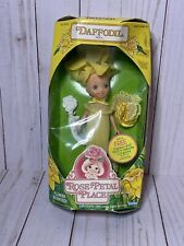 Vintage Kenner Rose Petal Place Daffodil Doll In Box Scented Yellow 83050