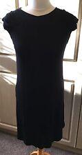 Mango Black Dress - Size Medium - Fully Lined