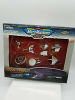 Star Trek Micro Machines Space TV Series 2 Limited Edition Collectors
