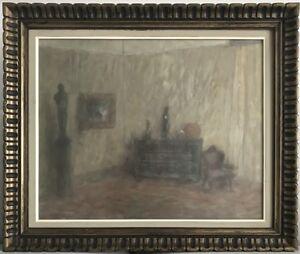 Original Croatian Emanuel Vidovic Impressionism Framed Painting #4 Collection
