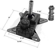 Chromcraft Replacement Swivel Tilt and Plastic Insert Bushing for Caster Chairs