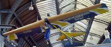 Volmer VJ-23 Swingwing Foot Launch Glider Aircraft Desktop Wood Model Small New