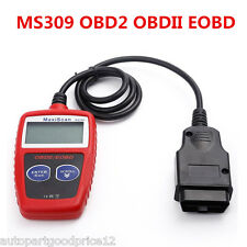MS309 CAN OBD2 OBDII EOBD Auto Diagnostic Scanner Code Reader Data Tester Tool