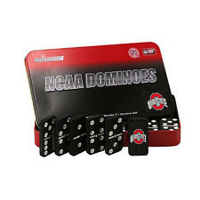 Ohio State Buckeyes Officially Licensed Dominoes Set Double-Six