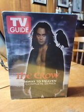 The Crow: Stairway to Heaven The Complete Series 4 DVD Set NEW SEALED