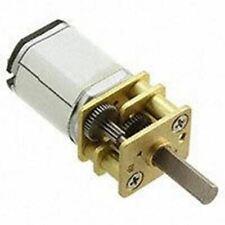 GEARMOTOR 175 RPM 12VDC