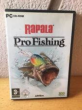 Rapala Pro Fishing-PC CD ROM