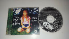 * MUSIC CD ALBUM * THEY MIGHT BE GIANTS - JOHN HENRY *