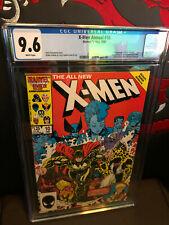 X-Men ANNUAL 10 CGC 9.6  WP  1st X-babies 1st LONGSHOT in X-men