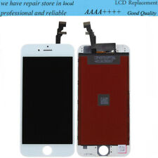 UK OEM IC LCD Display Touch Screen Digitizer Replacement For iPhone 6 White 4.7""