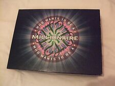 ITV,s Who Wants To Be A Millionaire Excellent Condition Complete