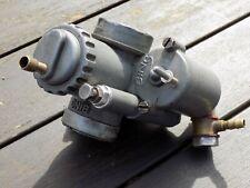 Vintage Bing Carburettor 1/20/19 Zundapp Bella