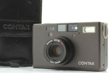 [ Double Teeth Near Mint+5 Caced ] Contax T3 Black Strap from JAPAN