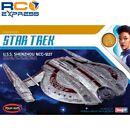 Polar Lights 1/2500 Star Trek USS Shenzhou 2T Snap Kit Plastic Model PLL967M
