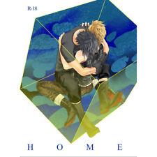 *New* Final Fantasy Xv 15 Yaoi Doujinshi Noctis x Prompto Home