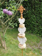 Gartenfiguren skulpturen mit keramik f r handarbeit - Gartenfiguren aus holz ...