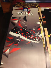 Footlocker Light Box Display Poster (ADIDAS ZX FLUX)