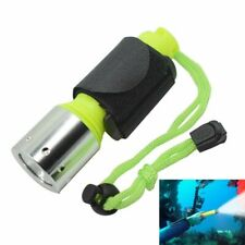 Flashlight Torch Lamp Dive Scuba Led Diving Underwater Waterproof 1600lm 18650