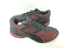 NEW! Puma Men's Tazon 6 Mesh DOTD Cross-Trainer Shoes Grey Size:8 #18907701 f6b