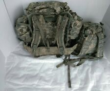 G.I. Rucksack Lg. Frame & 3 Day Assault Pack+ACU MOLLE 2 FLC Vest w/ 9 POUCHES
