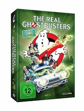 The Real Ghostbusters - Box 2 - Folgen 79-134 [10 DVDs] NEU DEUTSCH DVD Season