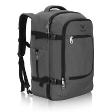 Cabin Flight Approved Carry On Backpack 40L Hand Luggage Suitcase Travel Holdall