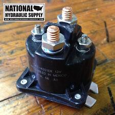 SPX Stone/Fenner,5022-AA,Starter Solenoid,12VDC,Power Unit,Pump,Pack,SAZ-4201ER