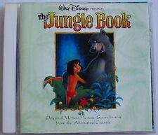 THE JUNGLE BOOK (LE LIVRE DE LA JUNGLE) BOF (CD)  WALT DISNEY  SHERMAN BROTHERS