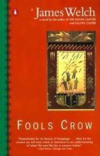 Fools Crow [Contemporary American Fiction]