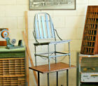 c1905 Antique Industrial Vtg Brizard & Young Stool Chair Factory San Francisco