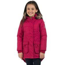 Abbigliamento impermeabile rosso in poliestere per bambine dai 2 ai 16 anni