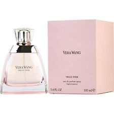Vera Wang Truly Pink For Women 3.4 oz Eau de Parfum Spray New In Box SEALED