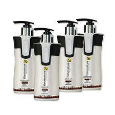 Keratin Cure Chocolate Max Bio Smoothing Repair Hair Treatment 4 Piece Kit 10oz