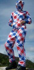 NEW OnePiece of Norway Jumpsuit Medium RED WHITE BLUE Genuine Authentic Unisex