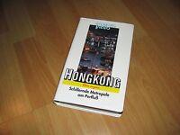 Hongkong Schillernde Metropole am Perlfluss von 1989 Stadt VHS Video top Zustand