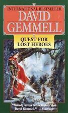 Drenai Saga: Quest for Lost Heroes 4 by David Gemmell (1995, Paperback)