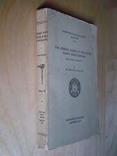 Blackwelder The generic names of the beetle family staphylinidae 1952 entomology