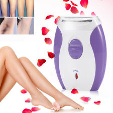 Women Lady Electric Rechargeable Cordless Epilator Hair Remover Hair Removal Kit