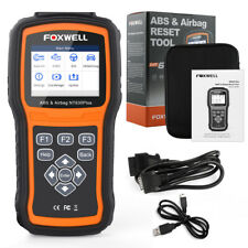 Foxwell NT630 Plus EOBD OBD2 Scanner Car Code Reader ABS Bleeding SRS SAS Reset