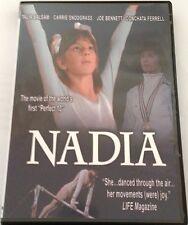NADIA (1984) The Nadia Comaneci Story - Leslie Weiner [DVD]