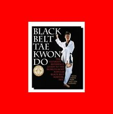 ☆BLACK BELT TAE KWON DO BOOK%ULTIMATE REFERENCE GUIDE-EXPERT MARTIAL ARTS-EXPERT