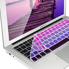 Schutzhülle Tastatur für Apple MacBook Air 13'' Pro Retina 13'' 15'' (bis Mitte