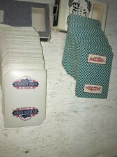 2 decks of cards from St. Charles-Mo Station Casino-Riverfront Station-Obsolete