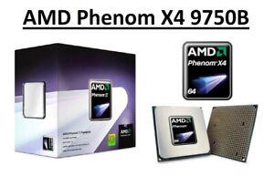 AMD Phenom X4 9750B Quad Core Processor 2.4 GHz, Socket AM2/AM2+, 95W CPU