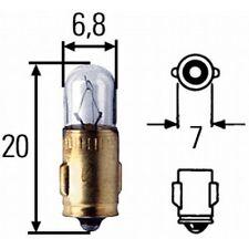 HELLA Glühlampe, Schalter