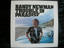 VINYL 33T – ROCK US - RANDY NEWMAN : TROUBLE IN PARADISE – WB FR 1983
