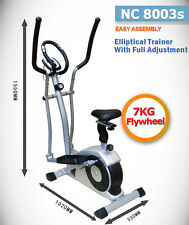 Elliptical Cross Trainer with a seat