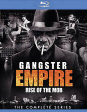 Gangster Empire: Rise of the Mob - The Complete Series (Blu-ray Disc, 2013)  NEW