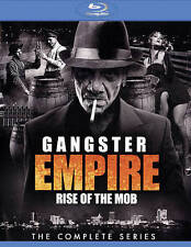 Gangster Empire: Rise of the Mob - The Complete Series (Blu-ray Disc, 2013)